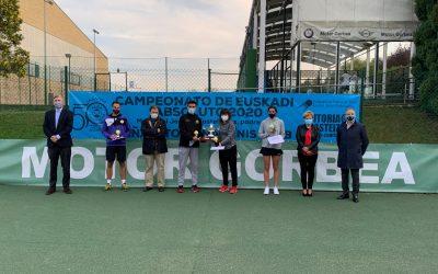 Diego Chavez logra su Sexto Campeonato de Euskadi Absoluto